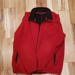 Lands End Men's Fleece Jacket